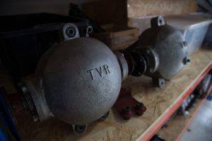 TVR manufacturing CNC